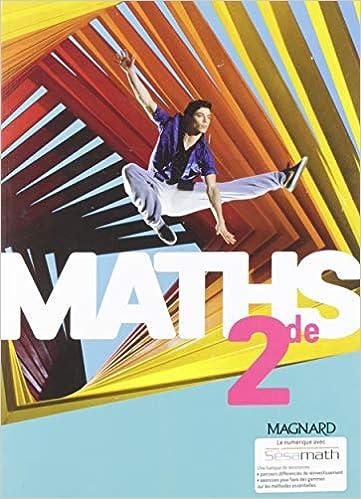 Maths 2de Amazon Fr Collectif Helene Gringoz Frederic