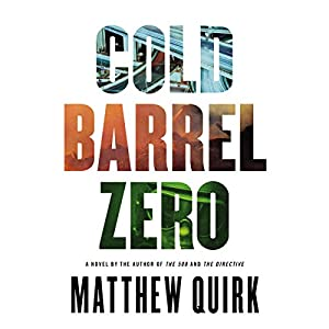 Cold Barrel Zero Audiobook