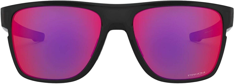 Oakley Men's Oo9360 Crossrange XL Shield Sunglasses Square