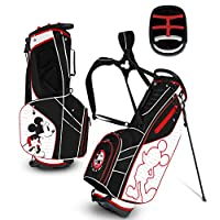 Team Effort Disney Mickey Mouse Golf Caddie Carry Bag