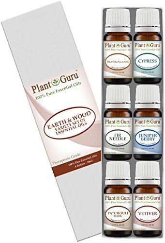 wood essential oils - 2