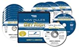 img - for New Rules to Get Rich (10 CDs, DVD, and Guidebook) book / textbook / text book