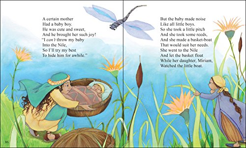 The Rhyme Bible Storybook by HarperCollins Christian Pub. (Image #4)