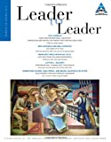 Leader to Leader, Volume 68, Spring 2013, LTL, 111865109X