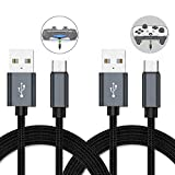 PS4 Controller Charging Cable, 2 Pack 10Ft