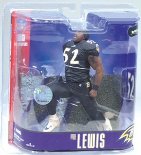 McFarlane Sportspicks NFL Series 15 Ray Lewis Action Figure (Lewis Ray Figure)