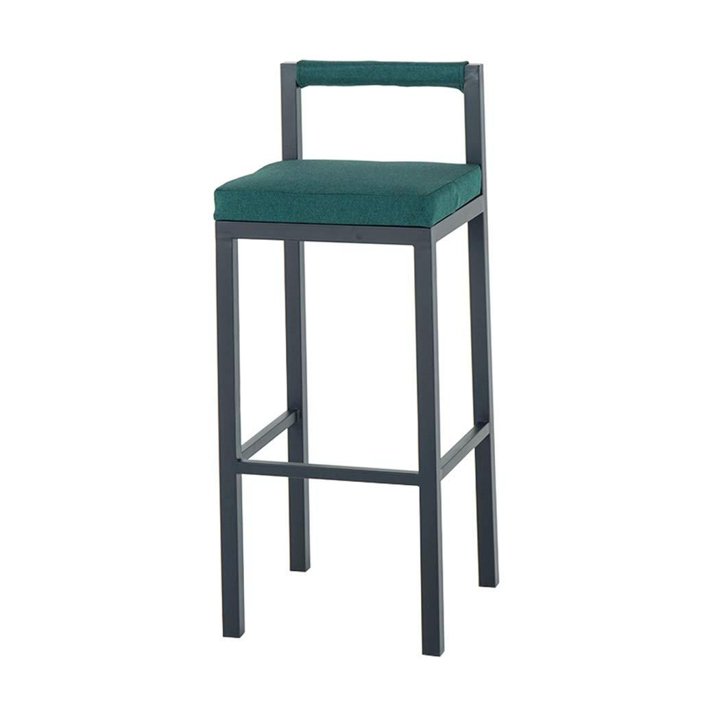 Amazon.com: Tall Kitchen Chair, Wood Bar Stool, Counter ...