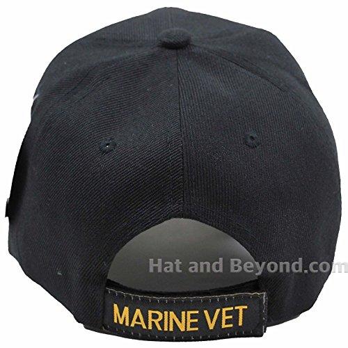 marino Military ejército Marine Veteran Unidos Cap Aérea Fuerza Marine Estados azul sombrero Veteran Vietnam zfqnA