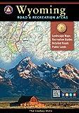 Wyoming Road & Recreation Atlas: 3rd Edition