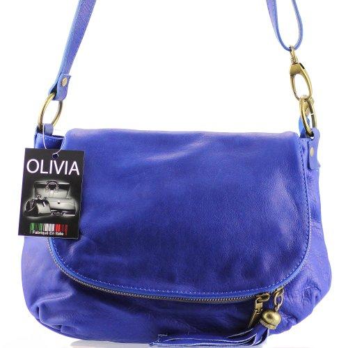 Bolso para de 1385 asas Bleu OLIVIA mujer vgaHv