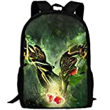 Markui Adult Travel Hiking Laptop Backpack Tree Artwork Design School Multipurpose Durable Daypacks Zipper Bags Fashion