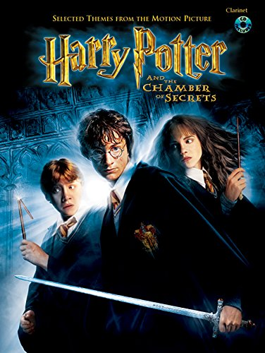 Selected Themes from the Motion Picture Harry Potter and the Chamber of Secrets: Clarinet, Book & CD