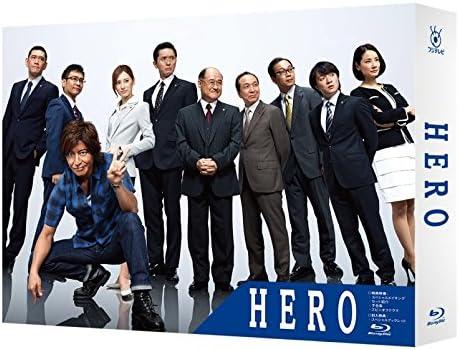 ドラマ『HERO』無料動画!フル視聴を見逃し配信で!第1話から最終回・再放送まとめ