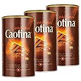 Caotina original, Cocoa Powder with Swiss Chocolate, Hot Chocolate, 3 Pack, 3 x 500g