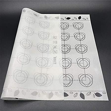 Amazon.com: silicone baking mats mat for pastry rolling ...