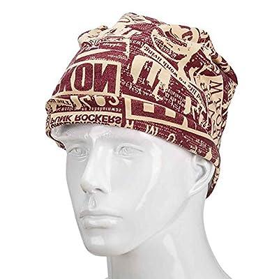 Winter Hats for Men Warm Outdoor Hats fashion Skull Slouch Cap 28 27cm