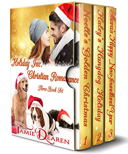 Holiday Inc. Christian Romance: Three Book Set by [Dearen, Tamie]