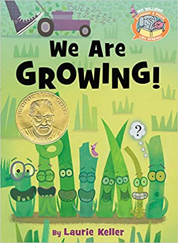 We are Growing! A Mo Willems' Elephant & Piggie Like Reading! Book written by Laurie Keller