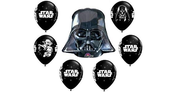 Amazon.com: loonballoon Star Wars Darth Vader Movie (7 ...