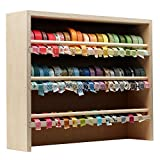 Stamp-n-Storage Washi Tape Display and Dispense for Wall Mount