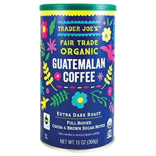 Trader Joe's Fair Trade Systematic Guatemalan Coffee - 13 oz.