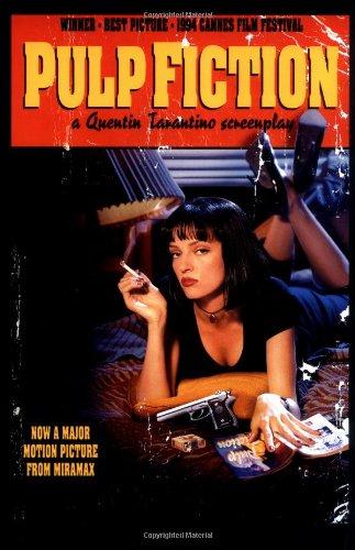 Pulp Fiction: A Quentin Tarantino Screenplay by Brand: Miramax