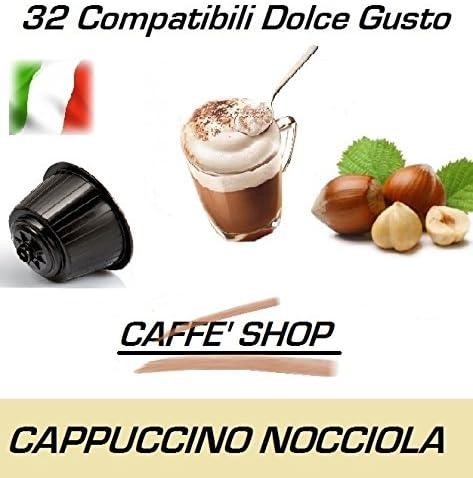 Cápsulas compatibles con Nescafè Dolce Gusto®, 32 Cápsulas Mezcla ...