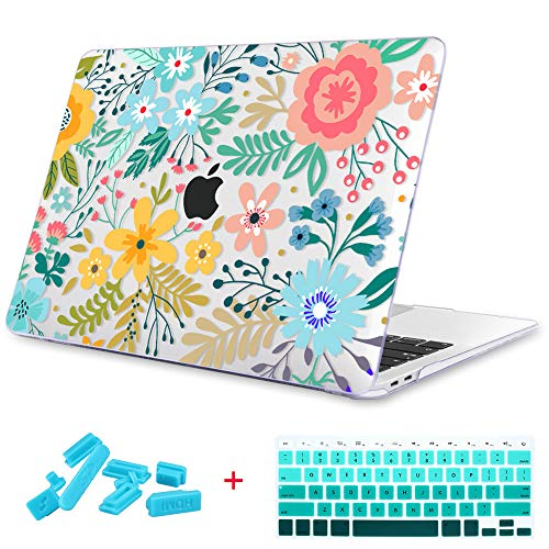Maychen Transparent Gradient Keyboard Colorful