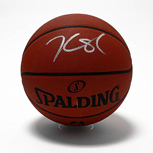 Autographed Official Nba Basketball (Kevin Durant Autographed Spalding NBA Official Game Basketball: PSA)