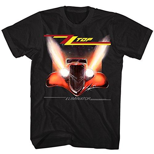 American Classics Men's ZZ Top Car, Black, L