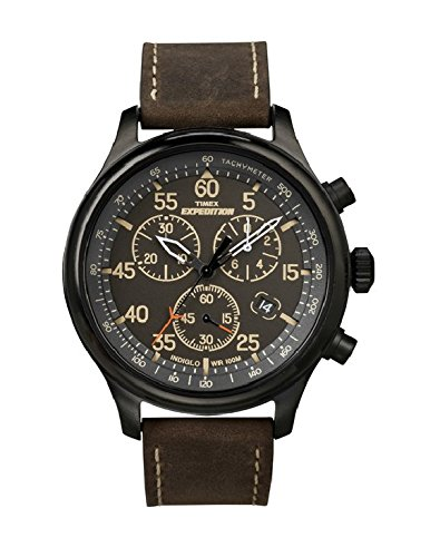 Timex Men's Expedition Field Chronograph Watch review