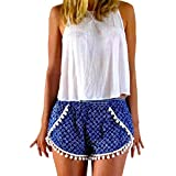 DaySeventh Women Sexy Hot Pants Summer Casual High Waist Beach Shorts