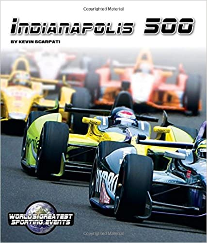 Book Indianapolis 500 (World's Greatest Sporting Events)