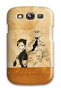 New Style Snap On Case Cover Skin For Galaxy S3(bleach) 5902592K90661333