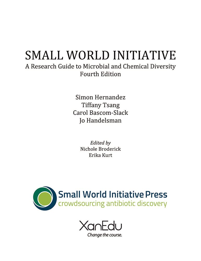 Small World Initiative: Research Protocols and Research