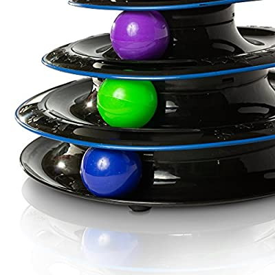 Easyology Amazing Roller Cat Toy