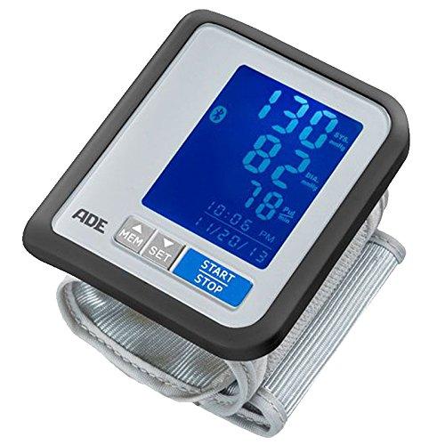 adeVital Pressure - Blutdruckmessgerät BPM 1400 - Bluetooth - passende App für Android und iOS