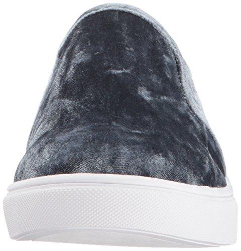 Sneaker Women's Ecntrcv Blue Steve Madden Velvet wT8qH0
