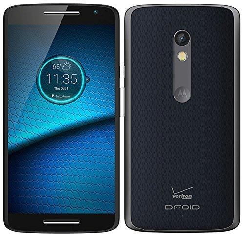 Motorola Droid MAXX 2 XT1565 16GB -Verizon - Black/Blue (Certified Refurbished)