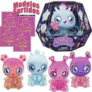 Famosa- Goo Goo Baby Luminosos, Rellenos De Slime Con Luz, 4 Modelos Diferentes, Envío ALEATORIO: Amazon.es: Juguetes y juegos