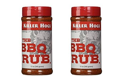Killer Hogs BBQ Rub Ounce product image