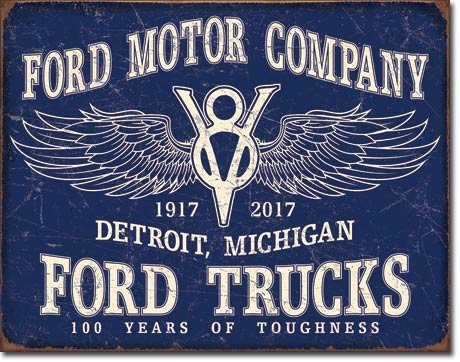 The Finest Website Inc. New Ford Motor Company V8 Trucks 16