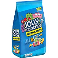 JOLLY RANCHER Hard Candy, Bulk Halloween Candy, 5 Pounds