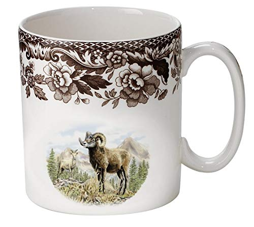 Spode 1597099 Woodland Bighorn Sheep Mug ()
