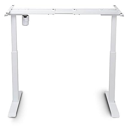 Toolsempire - Marco de escritorio eléctrico de altura ajustable ...