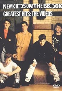 Kids On The Block Greatest Hits - The Videos from Sony
