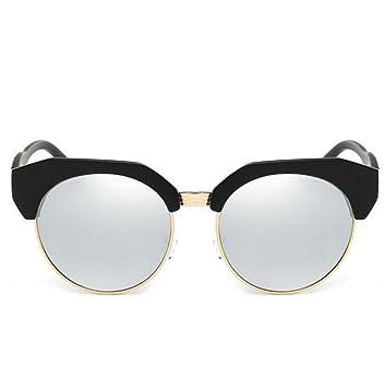 Die Neue Trend Polarisierte Sonnenbrille Bunt Retro Sonnenbrille,A3