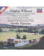 Vaughan Williams Fantasin on a theme be thomas tallis etc