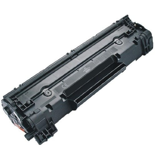 Toners & More Compatible Laser Toner Cartridge for Hewlett Packard HP CB436A 36A 436A Works with HP LaserJet M1522n MFP, M1522nf MFP, P1505, P1505n - 2,000 Page Yield
