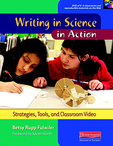 Writing in Science in Action: Strategies, Tools, and Classroom Video